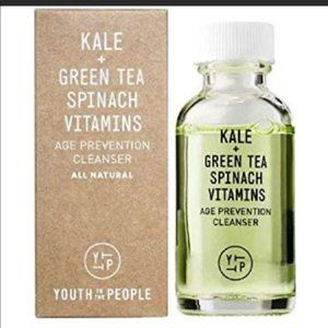 *3/$25* Kale + Green Tea Spinach Vitamin Cleanser